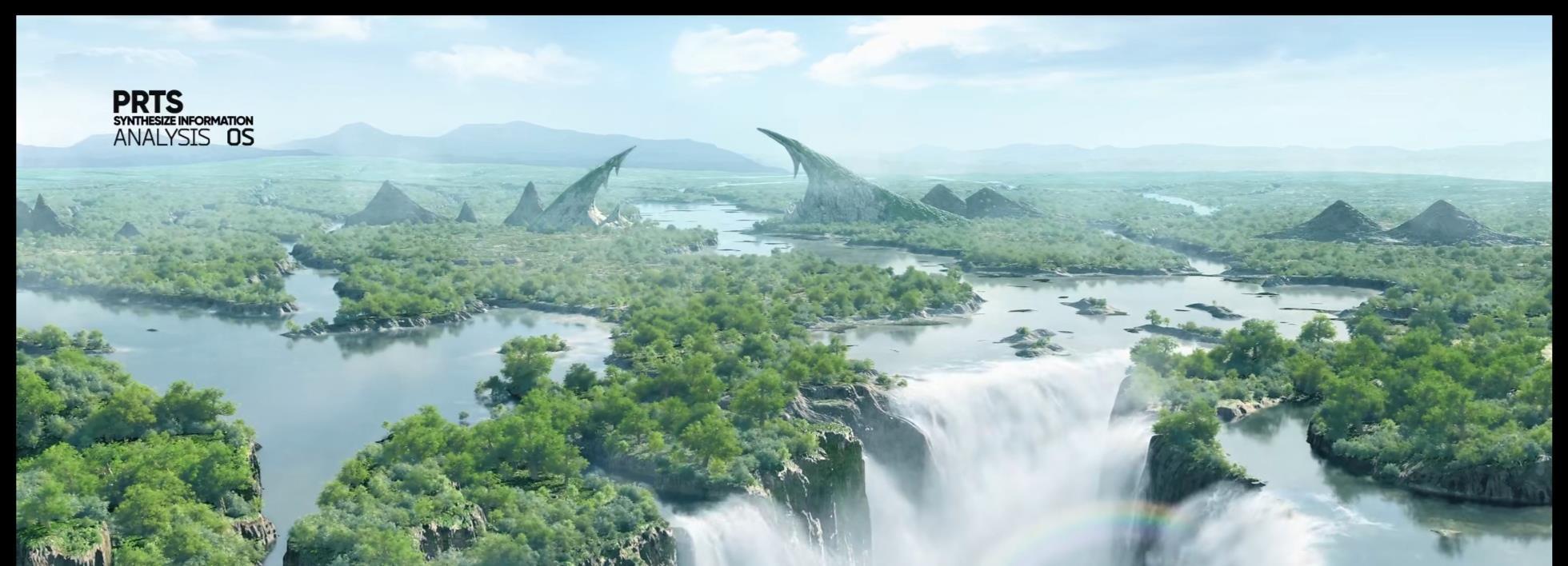 魔女换装_明日方舟: 初探泰拉世界大陆全貌,舟学家的狂欢,考据党的噩梦-第6张图片-游戏摸鱼怪