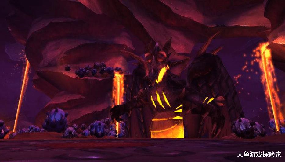 魔獸世界安其拉密室中三隻巨龍NPC的故事,如今隻有綠龍還健在-圖7