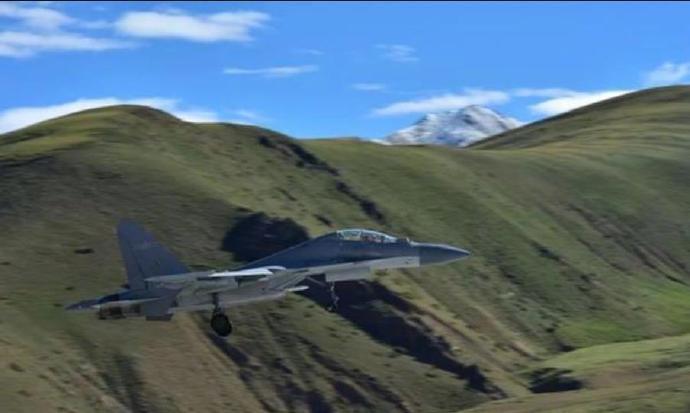 大批轟6K飛抵喀什機場,印指揮官態度不再囂張,俄:莫迪騎虎難下-圖3