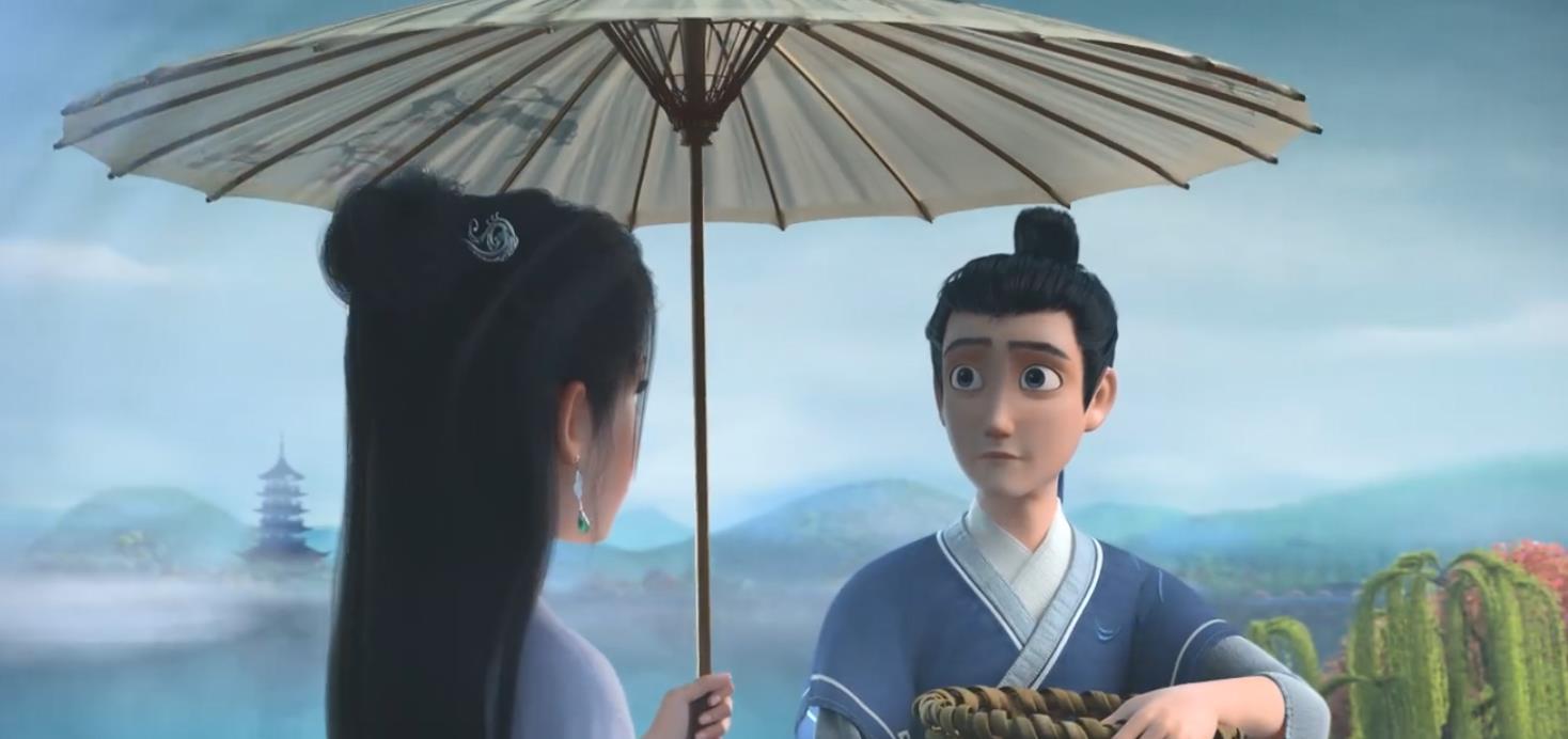 電影《白素貞》來瞭,預計2021年上映,首發預告片有點意思-圖3