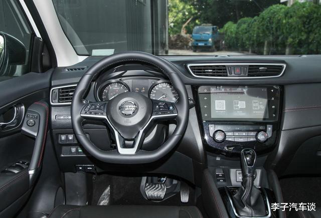 日常逍客定位於緊湊型SUV,國內保有量不錯,動力適合代步使用-圖10
