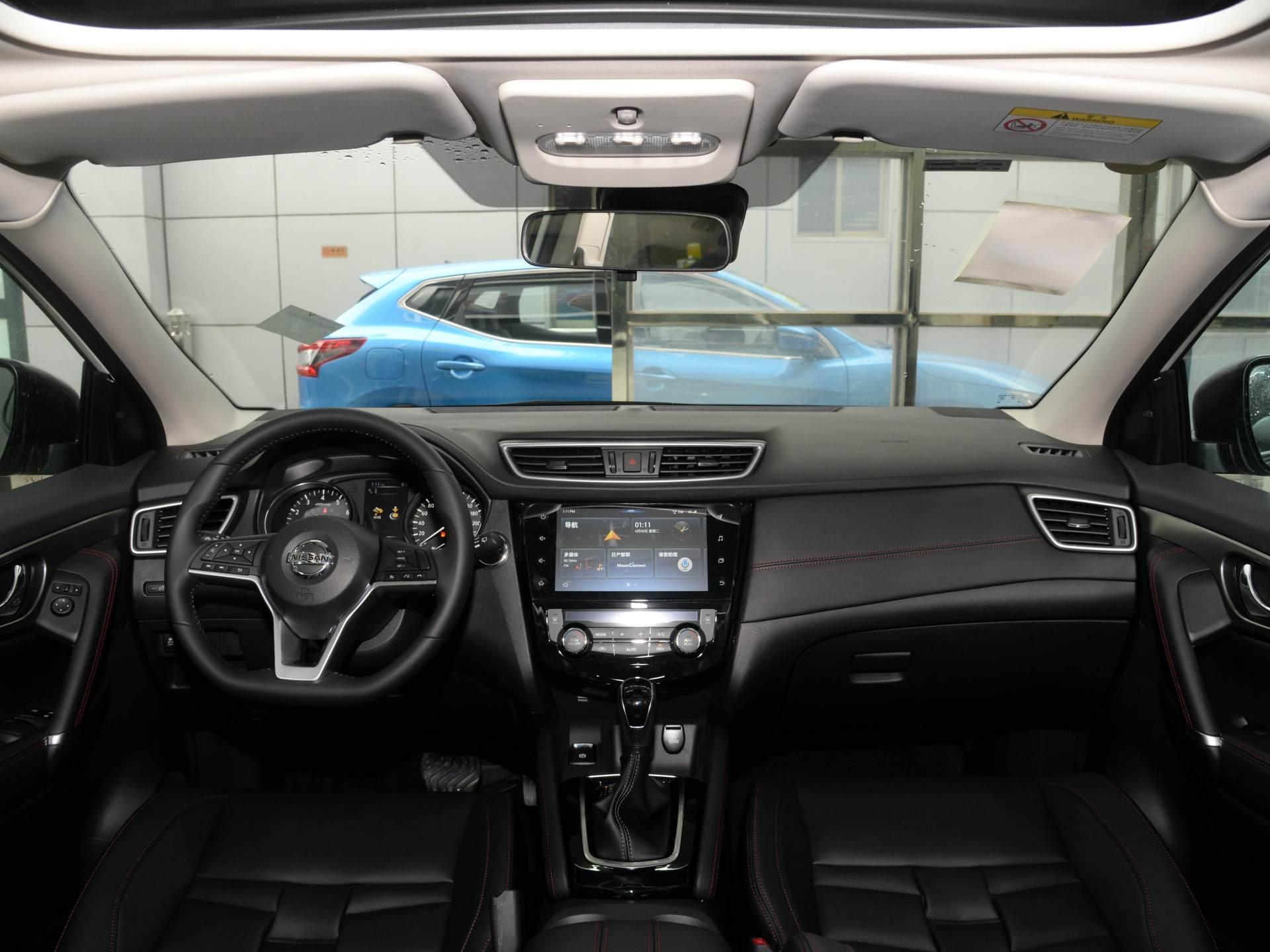 XRV算個啥!日產這臺SUV銷量高油耗低,2.0L+CVT價格16萬-圖3