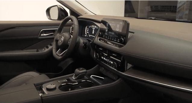 全新奇駿實車曝光 外觀設計前衛 搭載雙液晶屏-圖3