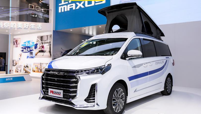 上汽大通推出全新旅居車RG20,一款兼具MPV與房車功能的全能王-圖4