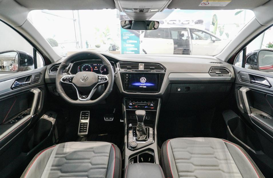 """大眾旗下的""""最美SUV""""!軸距2791mm,入門就有186馬力,比X4還香-圖5"""