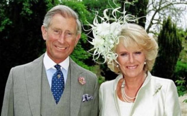 查爾斯兩次婚禮的表情對比:戴安娜是任務,卡米拉是真愛-圖7