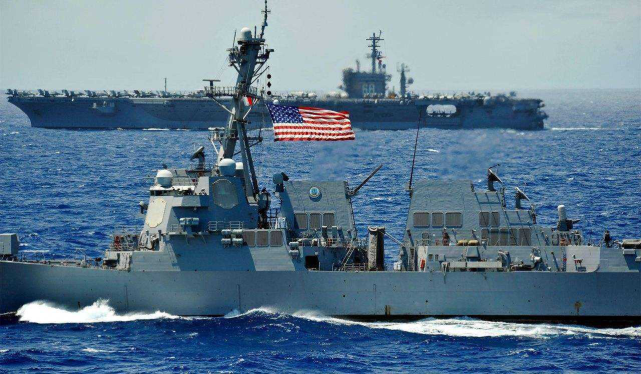 中方再次發佈禁航公告,美國還敢派偵察機挑釁嗎?白宮態度已說明-圖2