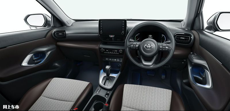 豐田全新小型SUV開售!搭1.5L發動機,配置豐富,入門級SUV首選-圖3