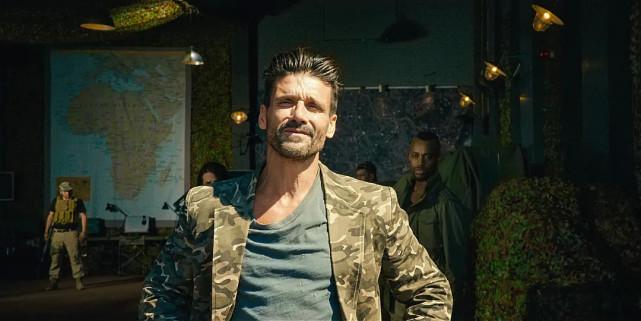 甄子丹正式進軍好萊塢,三部大片都是男主角,成就有望比肩成龍-圖5