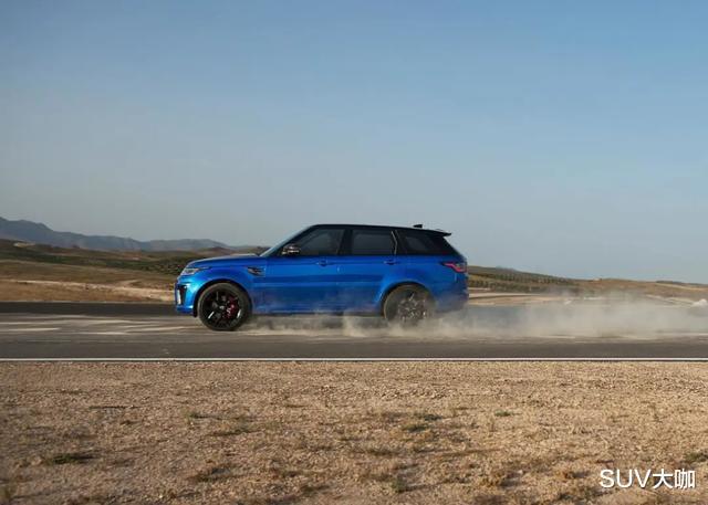 真男人都應該選這幾款SUV!5款最速SUV盤點-圖4