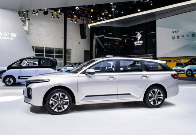 2020北京車展,四款國產車成名,一款比一款科技,最低7萬多-圖9