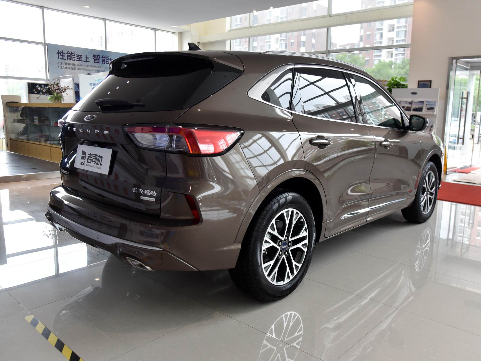 買CRV感覺不個性?這臺SUV爆近400牛米扭矩,還是合資品質-圖3