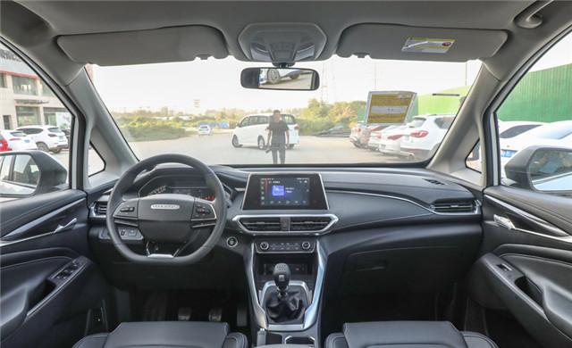很像豪華品牌的國產MPV,大通G50非常大氣,空間寬敞很實用-圖5