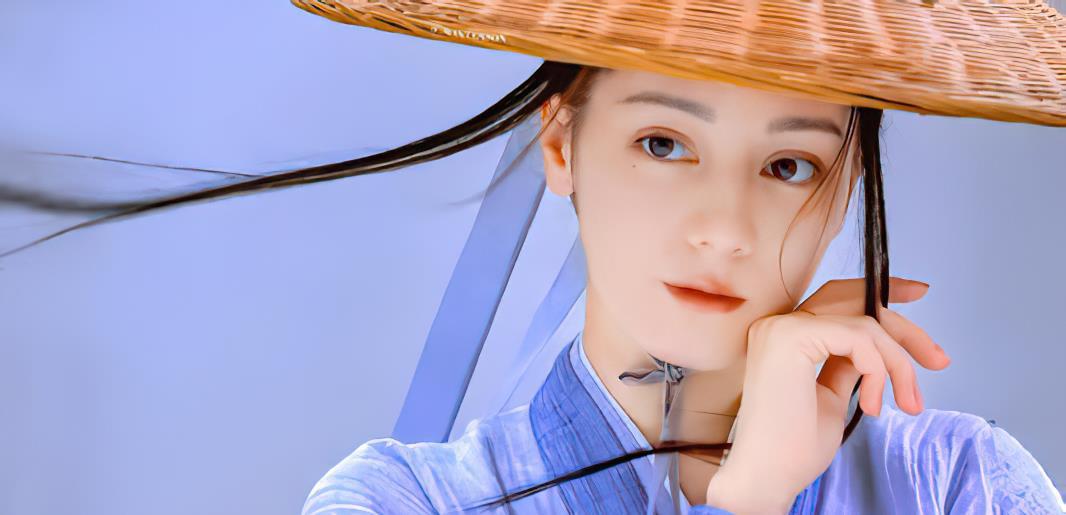 趙露思作為新劇女二,但人氣卻高於女主,官宣角色點贊量遠超熱巴-圖10