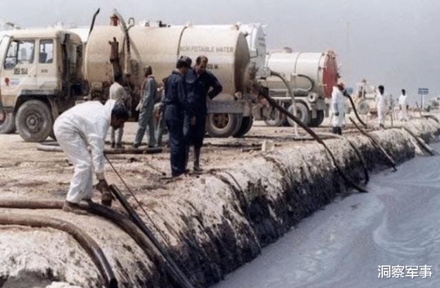 薩達姆為何將500萬噸石油倒入海中?28年後才懂有多高明-圖2