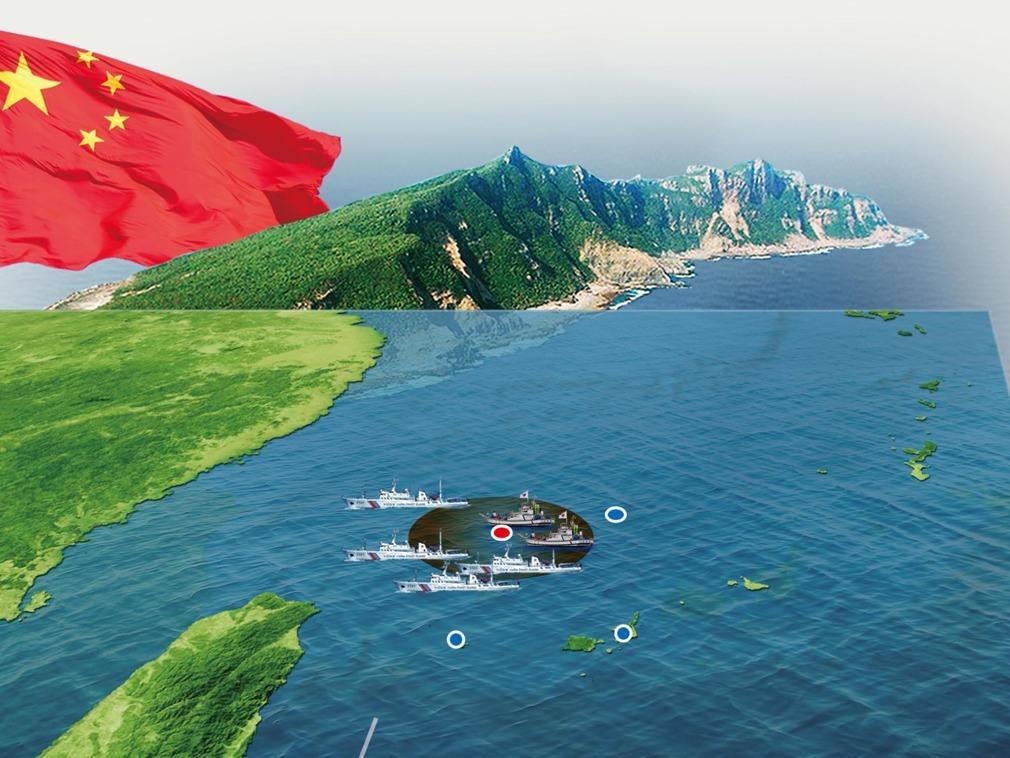 日本新相上任,第一把火燒到釣魚島,石垣市投票通過登島-圖3