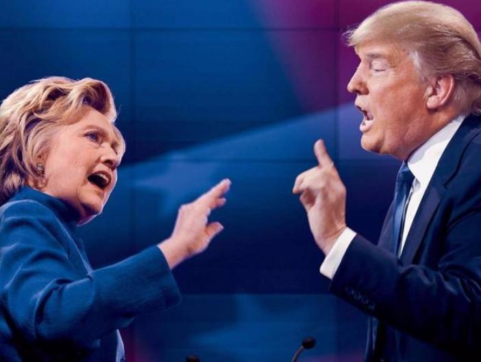 """""""預言傢""""希拉裡推斷:11月3日總統大選後,美國不會有新總統!-圖4"""