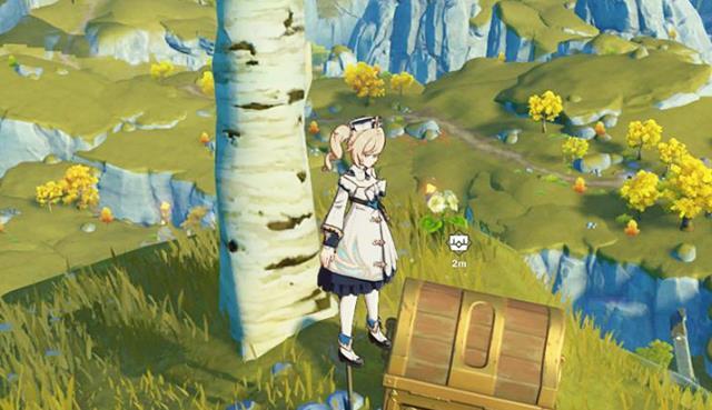 原神:野外尋寶套路多!帶你見識下遊戲世界裡的各種寶箱解鎖方式-圖2
