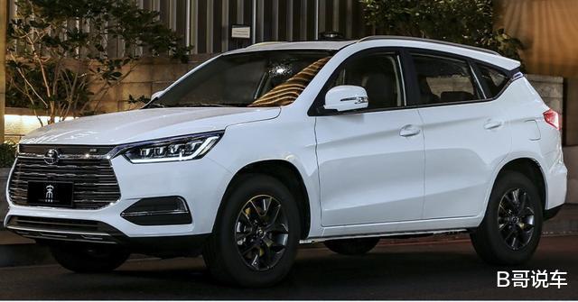 國產車沒下限,全新SUV6.99萬起!一周賣三千臺,你心動瞭嗎!-圖7