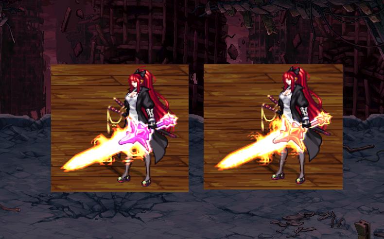 DNF:被忽視的95SS光劍,幻化能有火焰特效,+15才是顏值巔峰-圖3