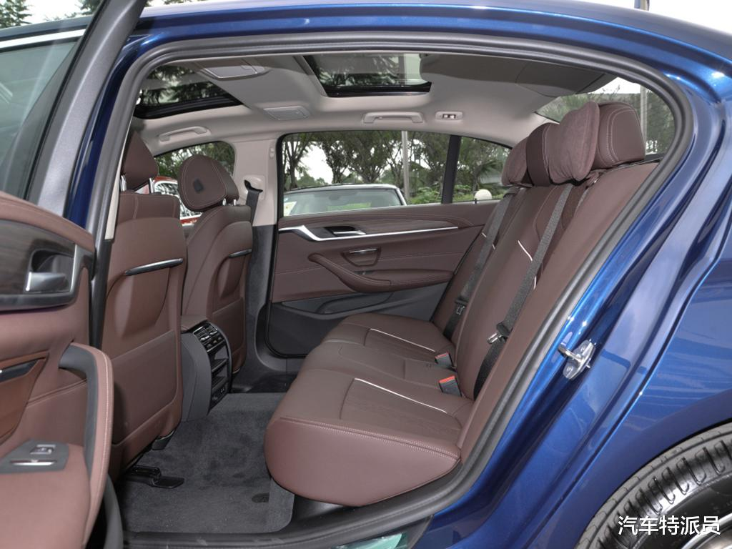"""豪華C級車""""鐵三角""""已全部推新款,2021款寶馬5系上市,42.69萬起-圖6"""