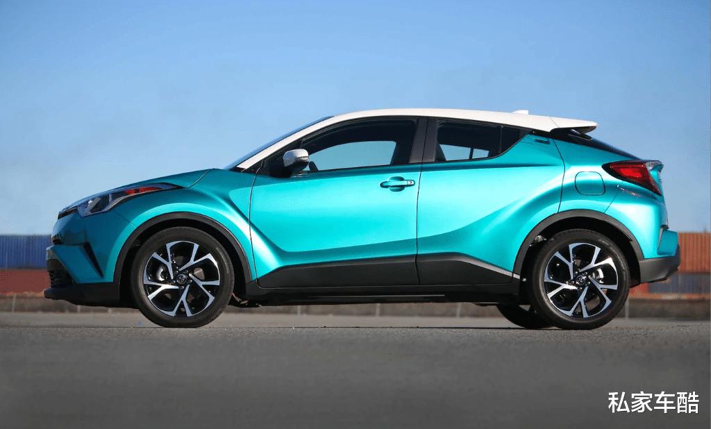 TNGA架構加持,披著SUV外表的廣汽豐田C-HR-圖5
