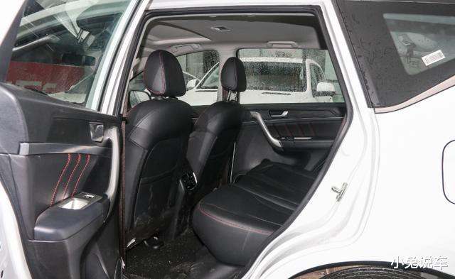 哈弗又一款良心SUV,6.6萬元配4輪獨懸,還是四缸帶T-圖4