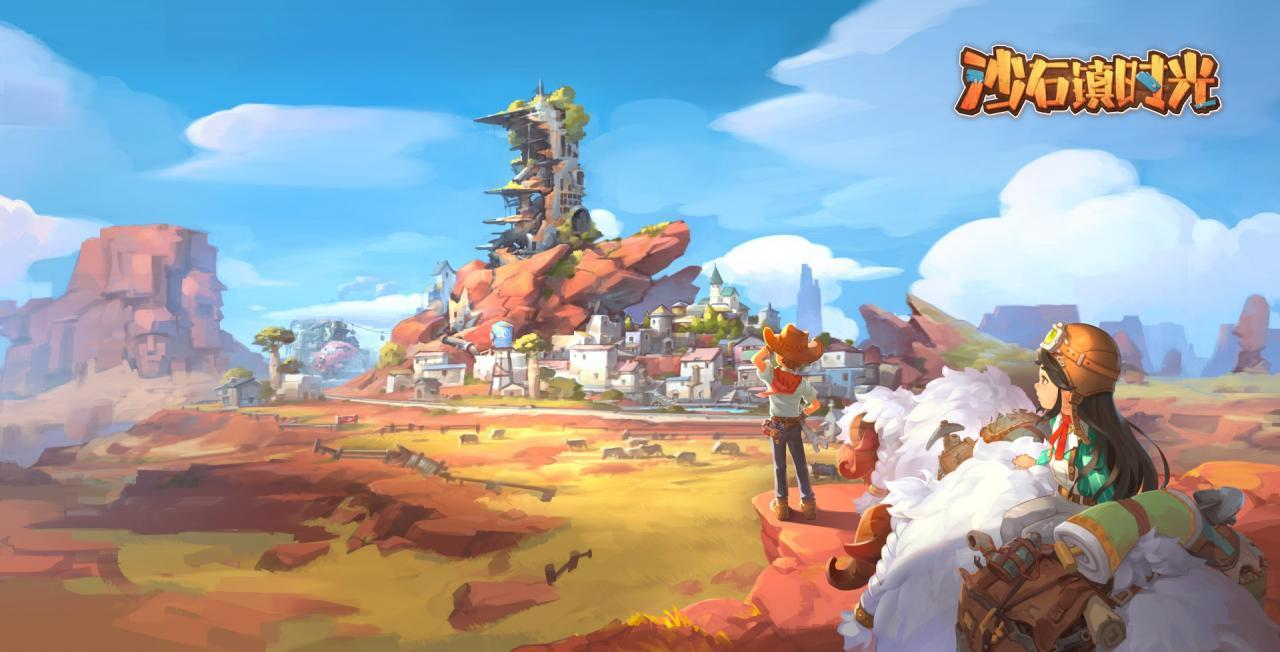 冒险岛爆萌天使_最初是个DLC! 《沙石镇时光》NS版要等到2020-第1张图片-游戏摸鱼怪