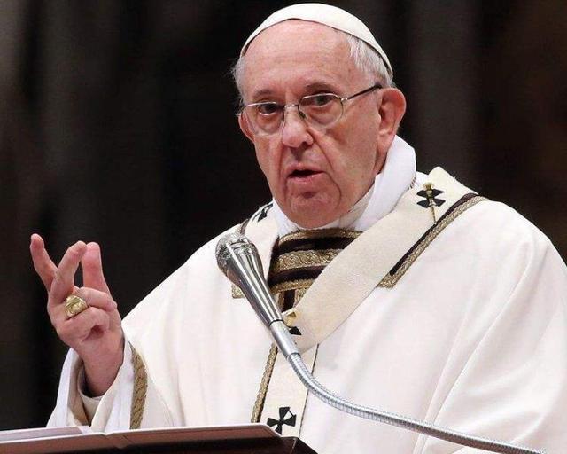 蓬佩奧抨擊梵蒂岡,羅馬教皇突然發話,這回踢到鐵板上瞭-圖2