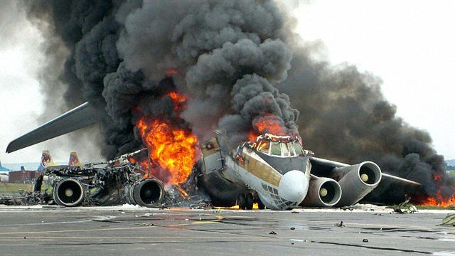 烏克蘭傳來噩耗,軍機發生嚴重事故-圖2