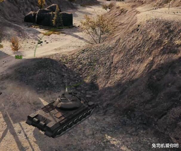 毀譽參半的神車替代者,坦克世界S系9級重坦T10評測-圖3