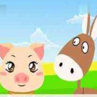 小毛驴与猪猪