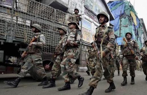 印度邊境再次交火,24小時內爆發2次激戰-圖2