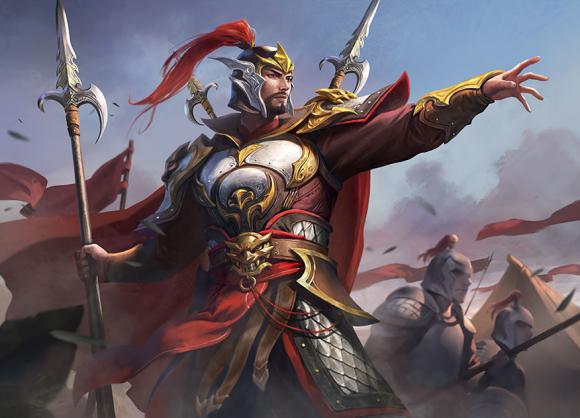 三國殺:蜀國賣血武將夏侯霸,精品武將卻有媲美史詩武將的潛力-圖6