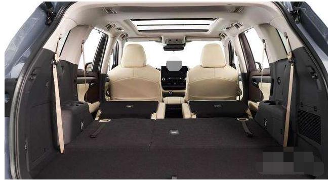 豐田漢蘭達換代歸來!三大件全升級,實力更強,7座大空間不加價-圖5