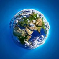 卫星看地球