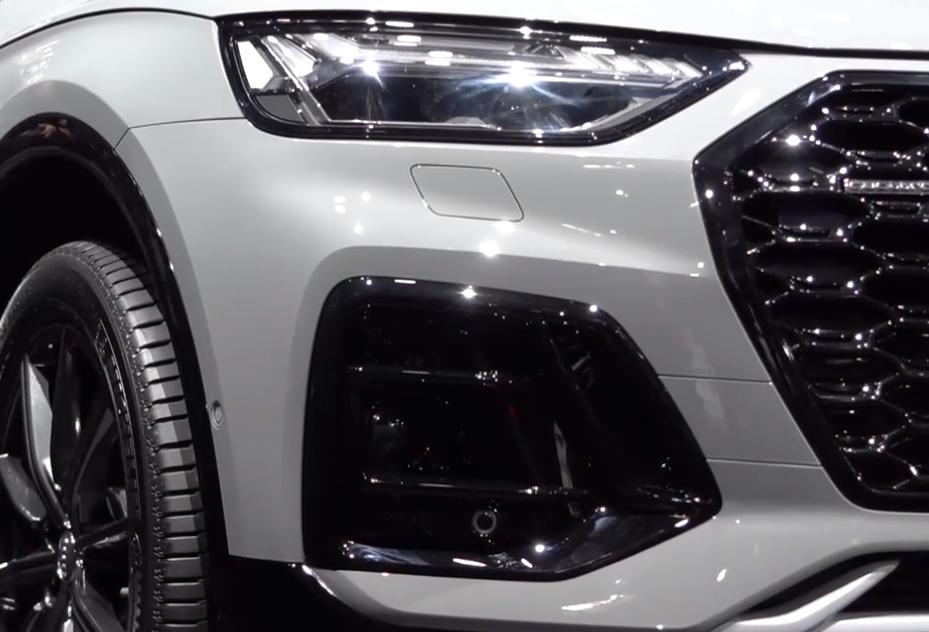 """奧迪首款""""轎跑SUV""""將國產,比GLCCoupe更運動,加速6.5S劍指X4-圖3"""
