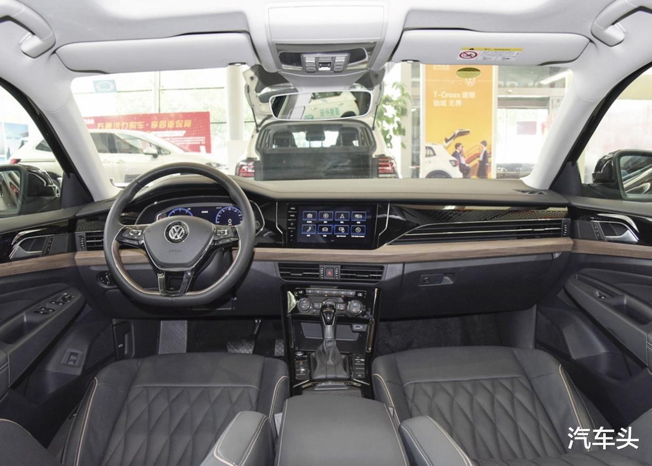 備受爭議的新款帕薩特價格堅挺,18.59-28.29萬,銷量回升中-圖5