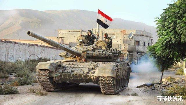 敘利亞政府軍突然跟伊朗民兵開戰!外媒:為瞭搶同一塊油田-圖2