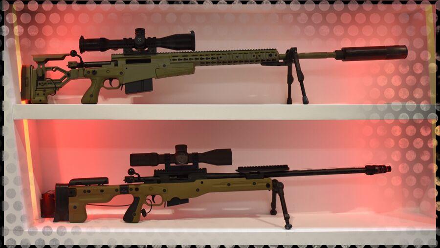 俄羅斯部隊在烏克蘭使用英國制造的狙擊步槍,但是英國從未出售過給俄羅斯-圖3