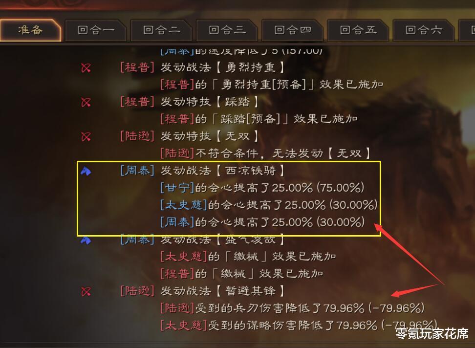 三國志戰略版:甘寧帶西涼鐵騎真的強,75%暴擊概率刀刀暴擊敵人,三回合擊敗敵軍-圖2