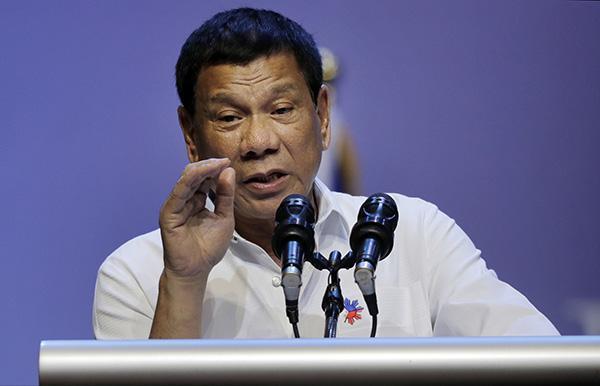 菲律賓下屆總統是誰?杜特爾特公佈一個消息,美國終於盼來好消息-圖2