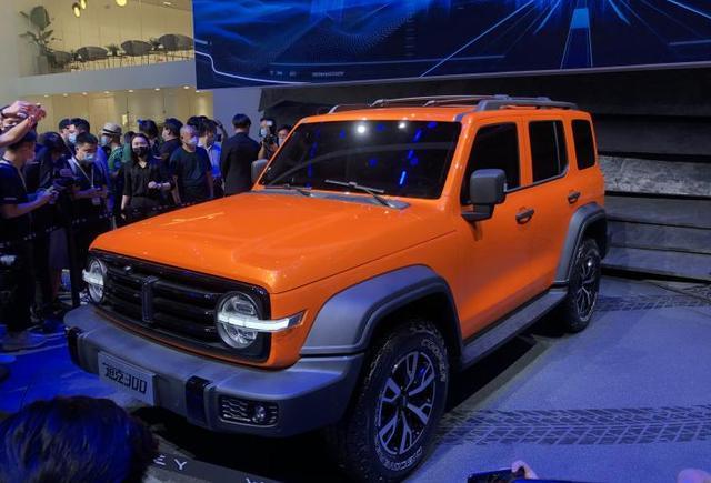 成都車展首發上市的幾款車型,是要多硬有多硬!-圖4