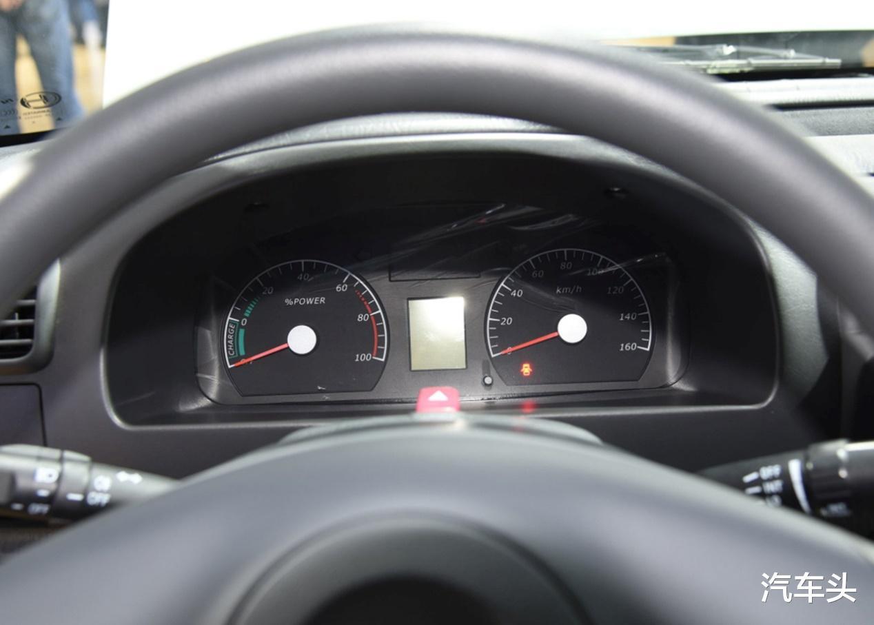 預算不夠沒關系,新款北汽EV2來瞭, 3.7萬起非常便宜-圖7