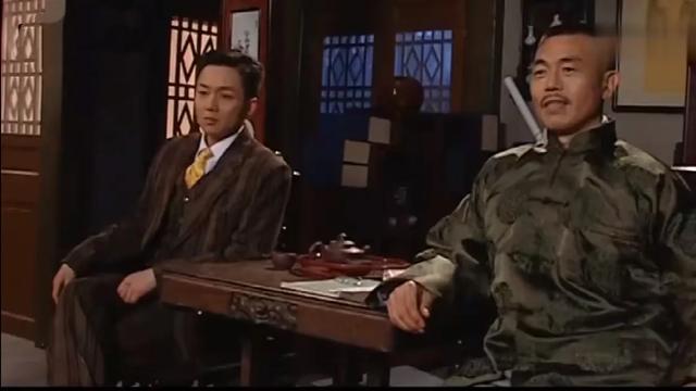 """《大染坊》""""總不如人""""趙東俊:沒有格局的男人,為何很難成大事?-圖3"""