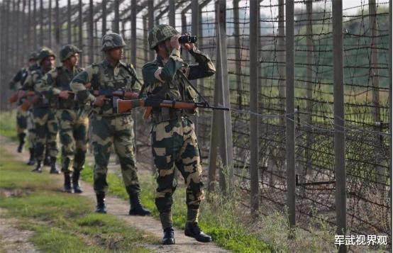 印度邊境槍炮聲四起,大量炮彈從天而降,印軍傷亡數陡然上升-圖5