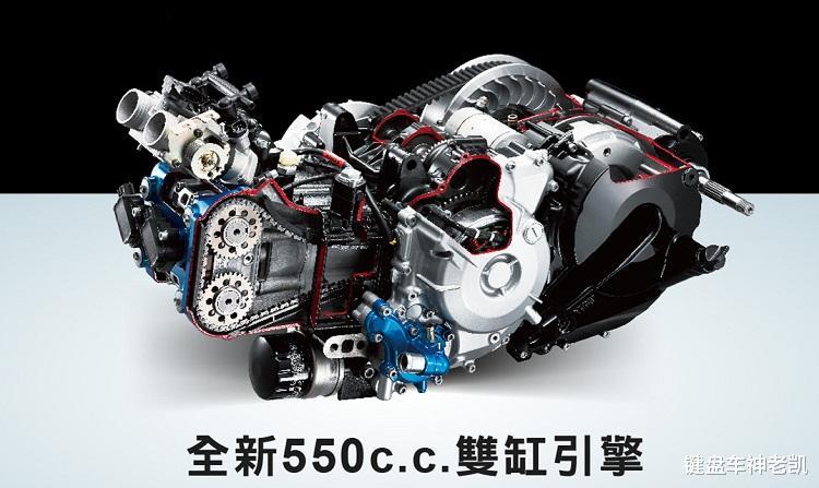 """光陽AK550將推出""""常光牌""""內地版,售價有望下浮20%,達到8w級別-圖4"""