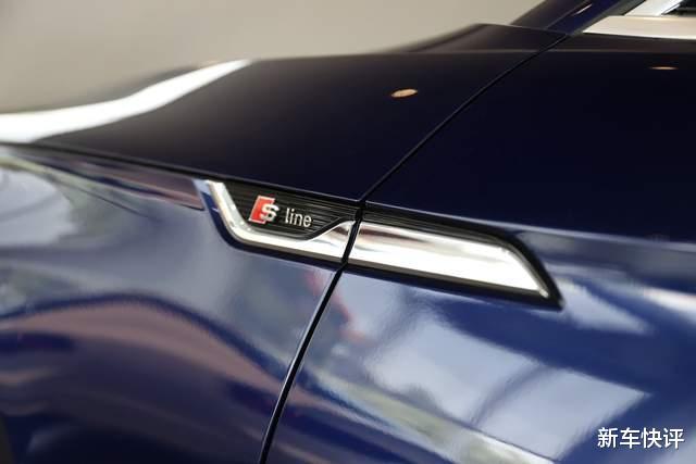 CC加3萬就可以上奧迪A5 四門無框2.0T轎跑還是純進口-圖6