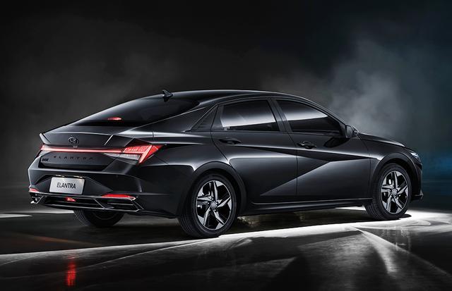 重點推薦1.5L入門版和1.4T旗艦車型,全新伊蘭特購車導讀-圖5
