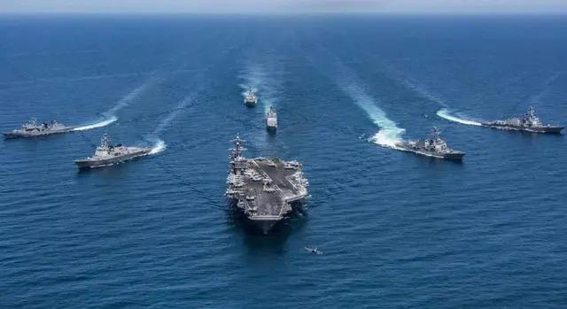美亞太戰略或有重大調整?美防長:中國的強大以迫使美國拋棄日韓-圖3